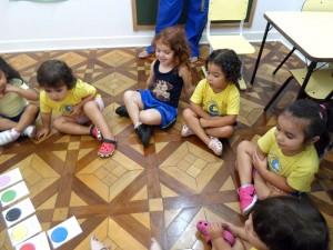 Inglês - atividades extracurrilulares na educação infantil