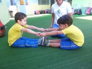 Educação Física - atividades extracurriculares na educação infantil