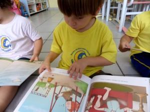 Educação Infantil no Butantã - Lua de Algodão