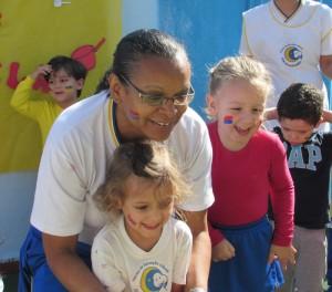 Berçário, Educação Infantil e Alfabetização Lua de Algodão